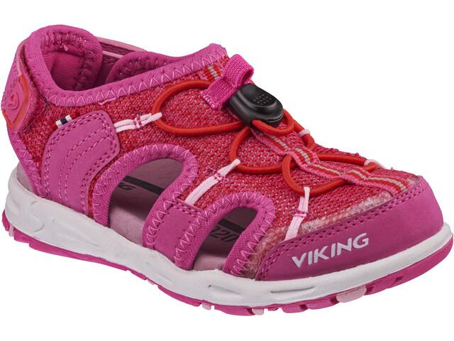 Viking Footwear Thrill II Chaussures Enfant, magenta/red